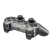 Official Sony DualShock 3 Controller Metallic Grey PS3