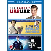Jim Carrey - I Love You Phillip Morris   Liar Liar   Cable Guy DVD