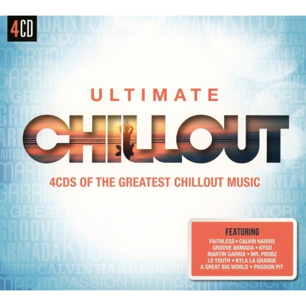 Various Artists - Ultimate Chillout CD