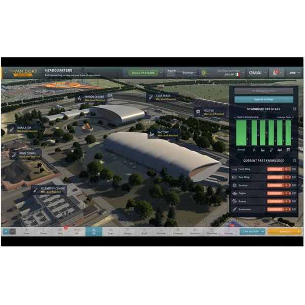 Motorsport Manager PC Game - Image 3