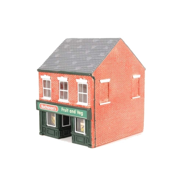 Hornby The Greengrocers Model