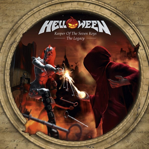 Helloween - Keeper Of The Seven Keys: The Legacy (Clear Vinyl)