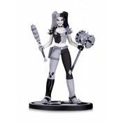 Batman Black and White Harley Quinn Statue by Amanda Conner