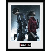 Resident Evil 2 Rain Collector Print