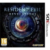Ex-Display Resident Evil Revelations Game 3DS Used - Like New