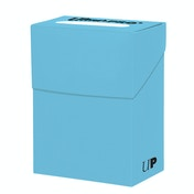 Ultra Pro Solid Light Blue Deck Box