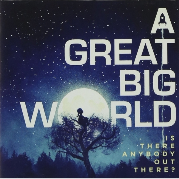 A Great Big World - Is There Anybody Out There? CD - Image 1