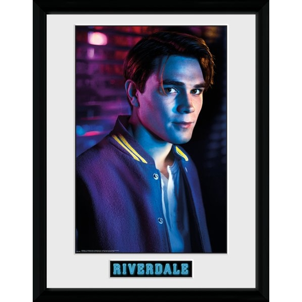 Riverdale Archie Collector Print