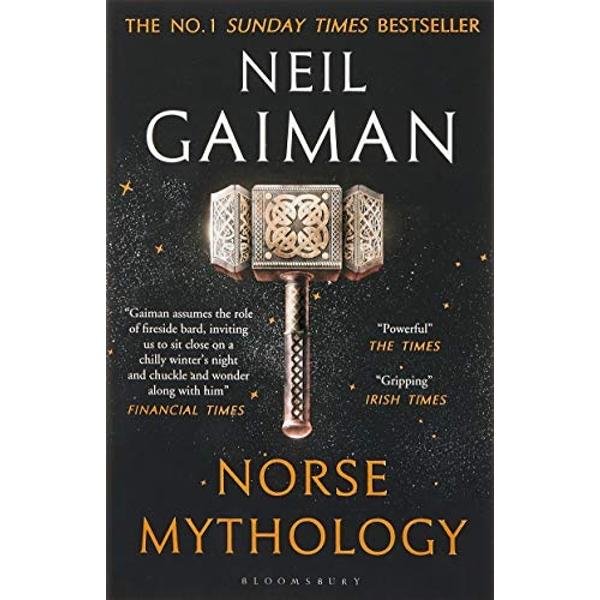 Norse Mythology by Neil Gaiman (Paperback, 2018)