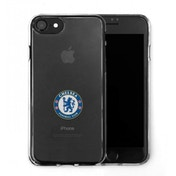 Official Chelsea F.C. Merchandise TPU Clear iPhone 7 Cover