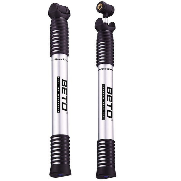 Beto 1 Way Alloy Hand Pump with Hose