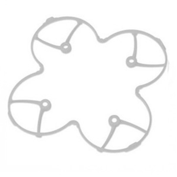 Hubsan X4C/D Mini Quad White Propeller Protection Cover