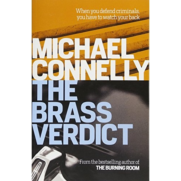The Brass Verdict by Michael Connelly (Paperback, 2014)