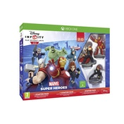Disney Infinity 2.0 Marvel Superheroes Starter Pack & Xbox One Game