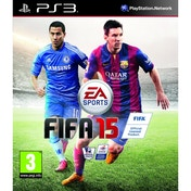 FIFA 15 PS3 Game (with 15 FUT Gold Packs)