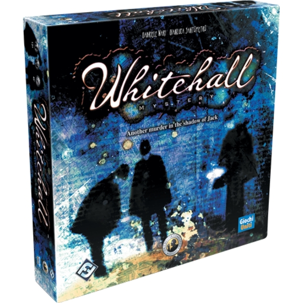 Whitehall Mystery - Image 1