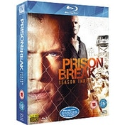 Prison Break - Complete Series 3 Blu-ray