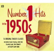 Number 1 Hits of the 1950s CD