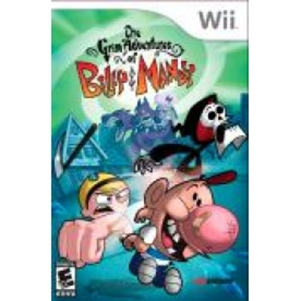 The Grim Adventures Of Billy And Mandy - 365games.co.uk
