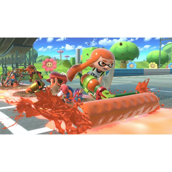 Super Smash Bros Ultimate Nintendo Switch Game - Image 2