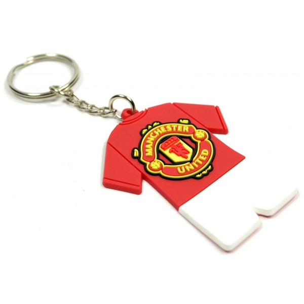 Man UTD PVC Full Kit Keyring