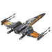 Poe's X-Wing Fighter (Star Wars: The Force Awakens) Hot Wheels Elite Diecast - Image 3