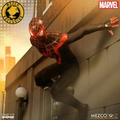 Miles Morales (Spider-Man) SDCC Exclusive One:12 Collective Figure