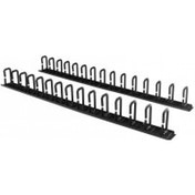 StarTech Vertical Cable Organizer with D-Ring Hooks 0U 6 ft.