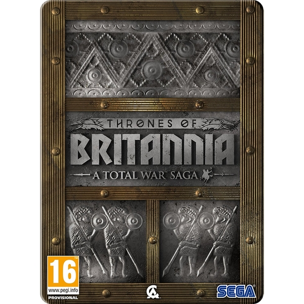 Total War Thrones Of Britannia Limited Edition PC Game