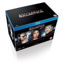 Battlestar Galactica The Complete Series Blu-Ray