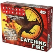 Catching Fire Puzzle Building Game