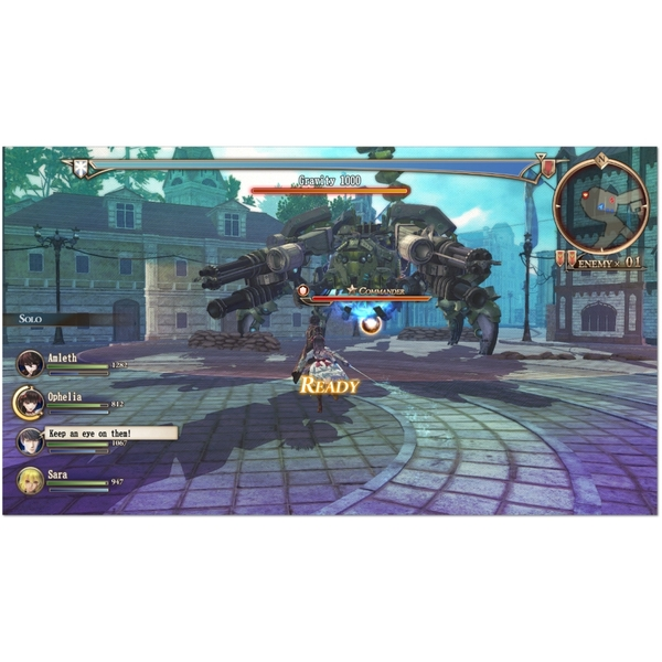 Valkyria Revolution Limited Edition PS4 Game - Image 6