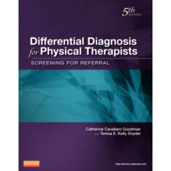 Differential Diagnosis for Physical Therapists : Screening for Referral