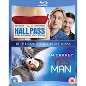 Hall Pass/Yes Man Double Pack Blu-ray