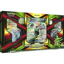 Ex-Display Pokemon TCG Mega Tyranitar-EX Premium Collection Used - Like New