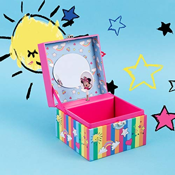 Disney Musical Jewellery Box - Rainbows Make Me Smile