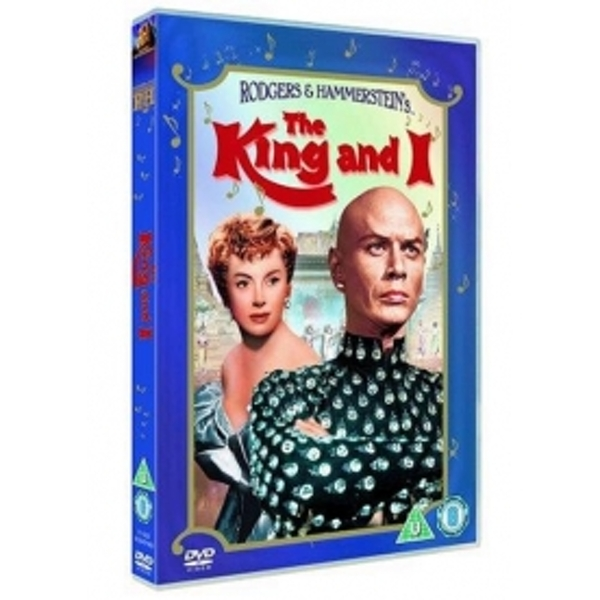 King And I The Singalong DVD