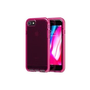 Tech 21 Evo Check Phone Case for iPhone 7/8 - Fuchsia
