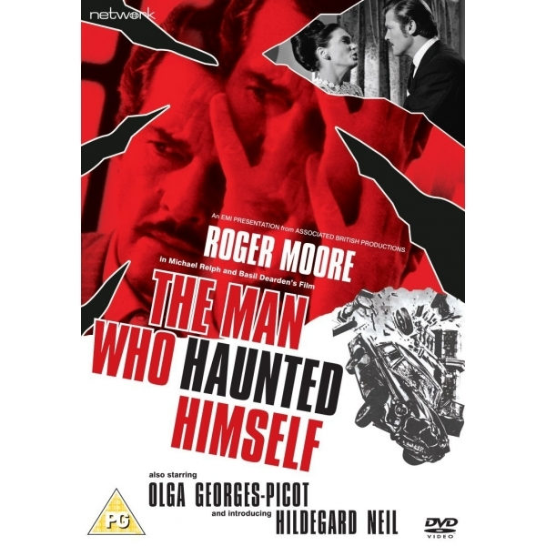 The Man Who Haunted Himself Blu-ray & DVD