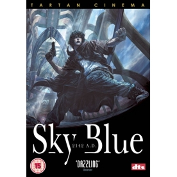 Sky Blue Re-Release Edition DVD