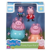 Ex-Display Peppa Pig Family Figures Pack Used - Like New