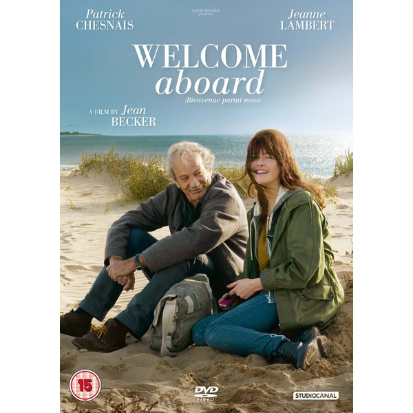 Welcome Aboard 2012 DVD