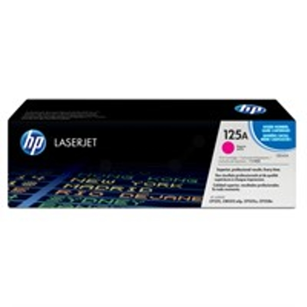 HP CB543A (125A) Toner magenta, 1.4K pages - Image 1