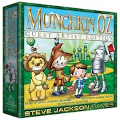 Ex-Display Munchkin Oz Guest Artist Edition Katie Cook Used - Like New