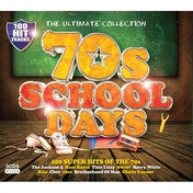 Various Artists - The Ultimate Collection: 70s School Days CD