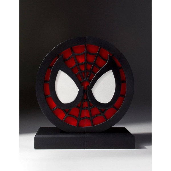 Spider-Man Logo (Marvel Comics) Bookends