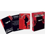 Ninja Tips Playing Cards