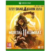 Mortal Kombat 11 Xbox One Game (with Shao Kahn DLC and Beta Access)