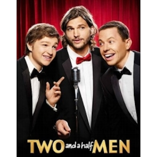Two And A Half Men Series 9 DVD