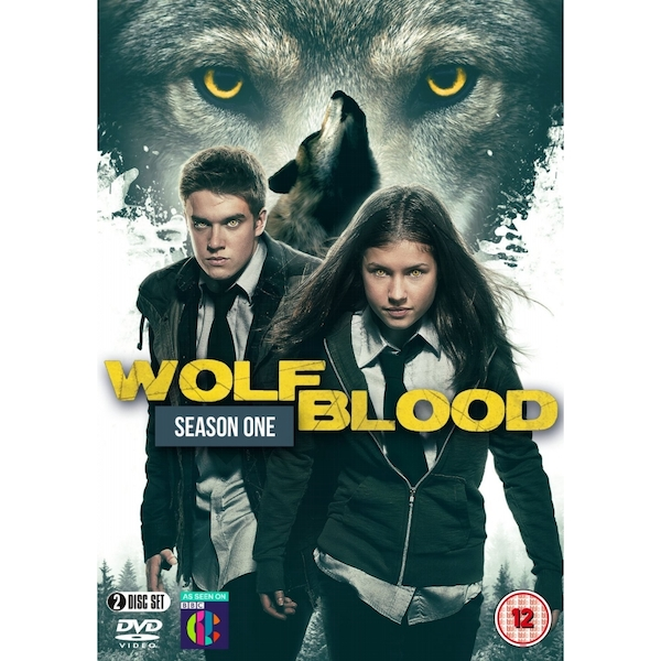 WolfBlood Series 1 DVD